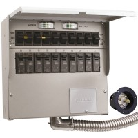 Reliance Controls A310A ProTran 2 Manual Transfer Switch